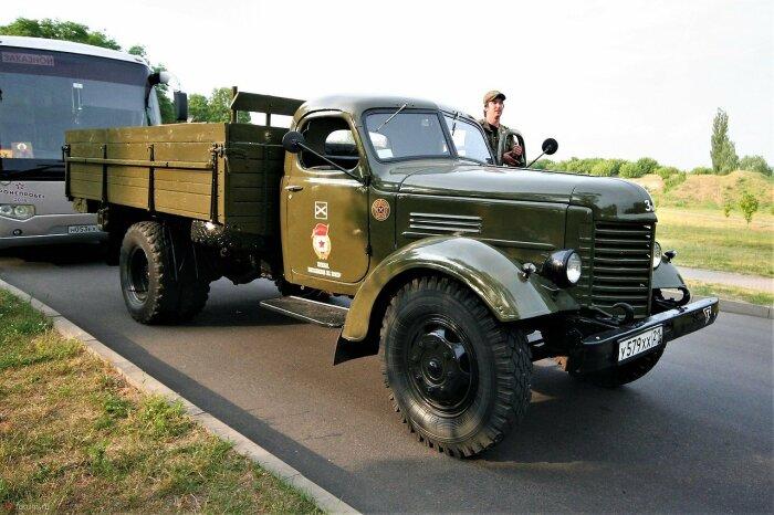 Один из самых крутых грузовиков. |Фото: m.fotostrana.ru.