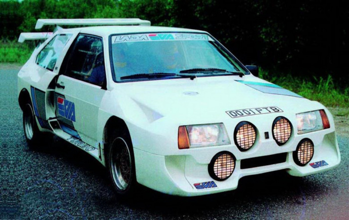 Одна из лучших советских машин.