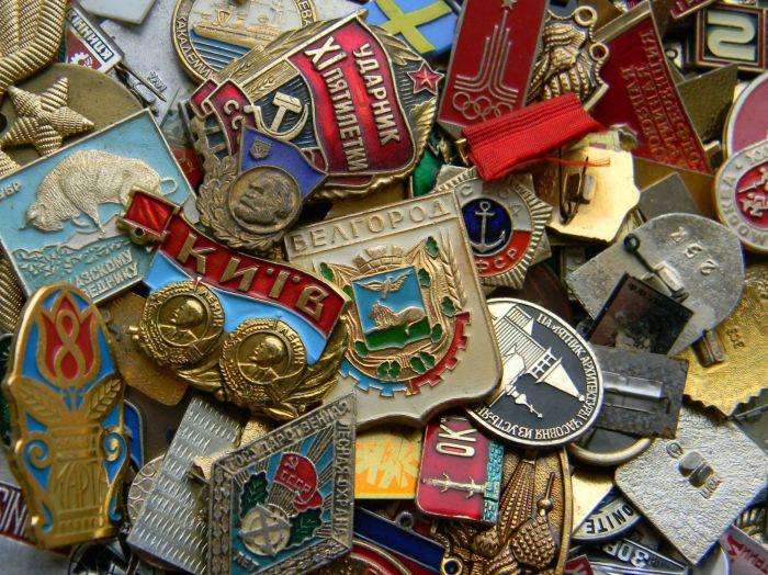 Сегодня такие можно коллекционировать. ¦Фото: meshok.net.