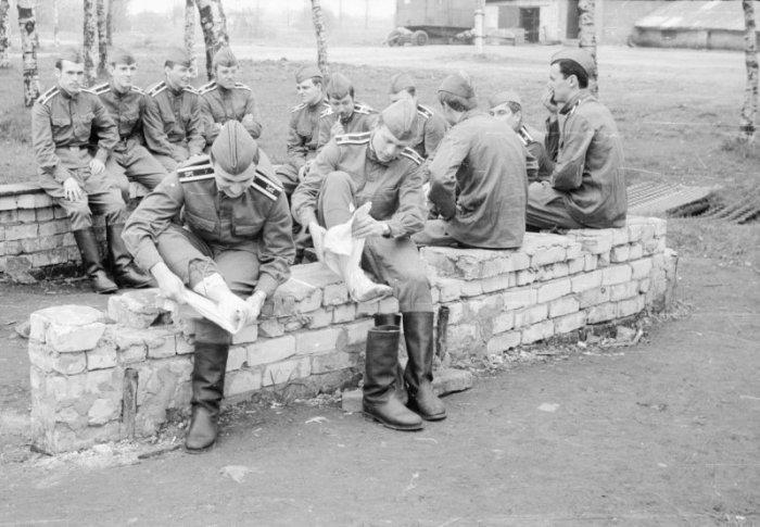 По ним узнавали советских солдат. ¦Фото: chert-poberi.ru.