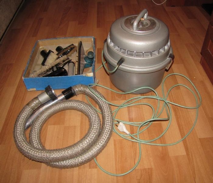 Адская машина очистки пола. |Фото: livejournal.com.