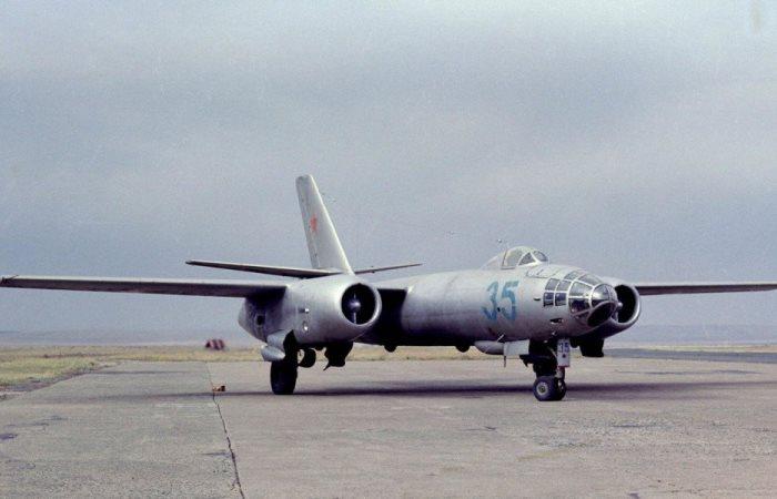 Самый надежный бомбардировщик СССР.