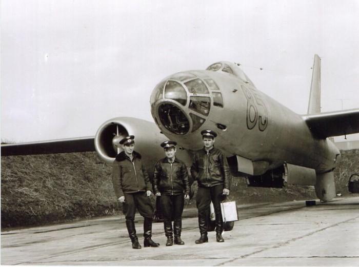 Пилоты очень любили Ил-28.