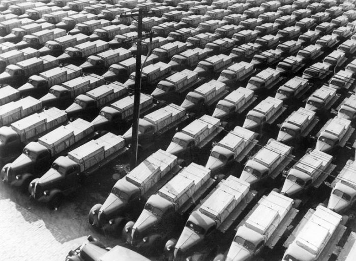 В программу Ленд-Лиз СССР был включен через 8 месяцев после ее запуска. |Фото: yandex.com.