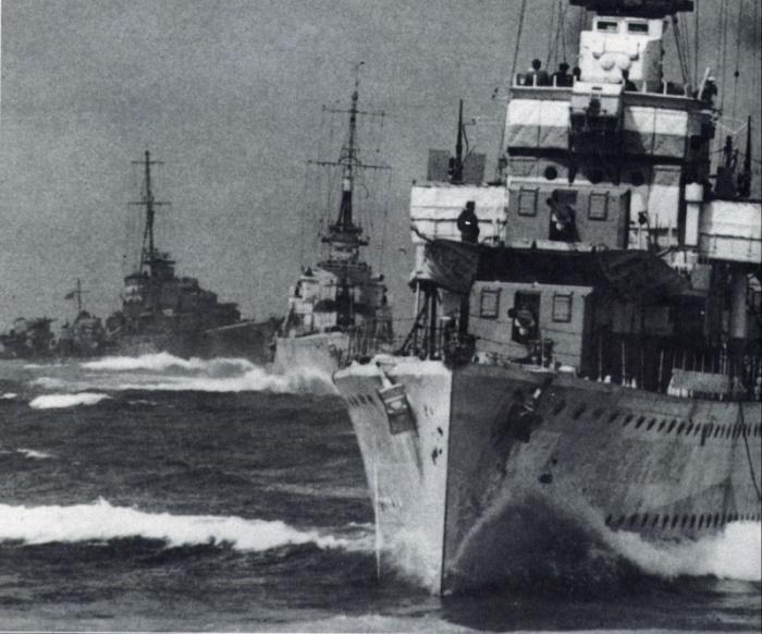 Путь в СССР через океан был непростым и опасным. |Фото: airbase.ru.