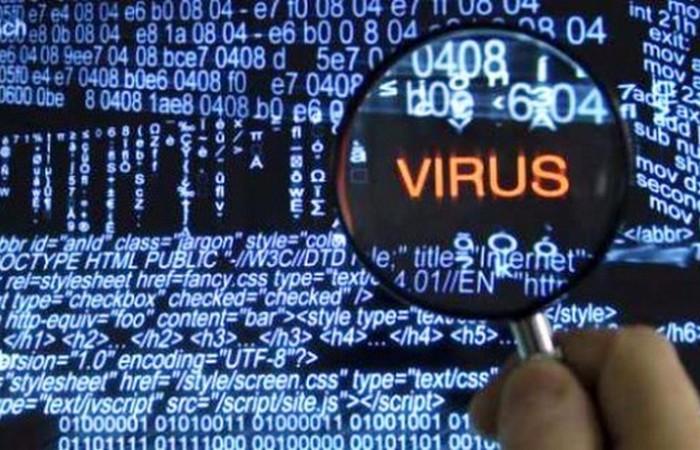 6 000 новых вирусов ежемесячно.