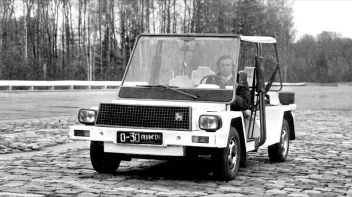 ВАЗ 1801 Пони Опытный '1979.