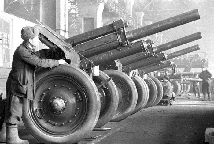 Советская промышленность могла дать больше продукции, чем немецкая. |Фото: bezformata.com.
