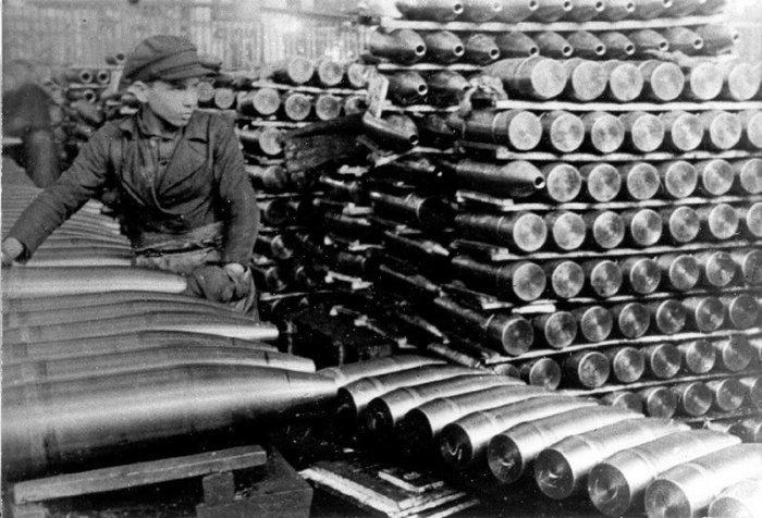 Самое главное - масштаб производства боеприпасов. ¦Фото: mosday.ru.