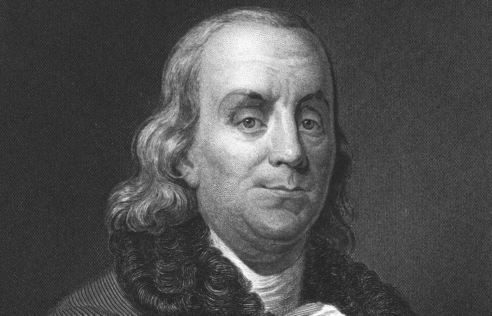 Бенджамин Франклин.