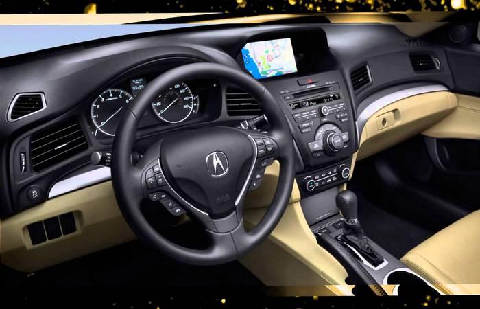 Автомобиль Acura ILX.
