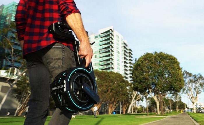 Можно носить с собой. ¦Фото: bikeandme.com.ua.