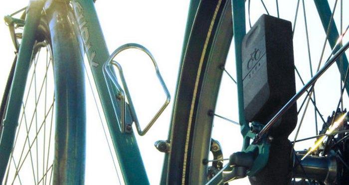 Мобильный аккумулятор Siva Cycle Atom.