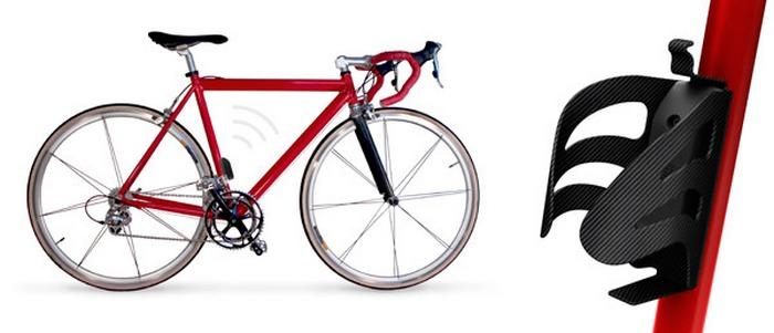 bikeSpike - надёжная защита велосипеда от угона.
