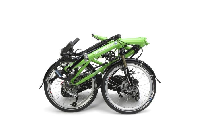 Grasshopper fx - действительно необычный велосипед.
