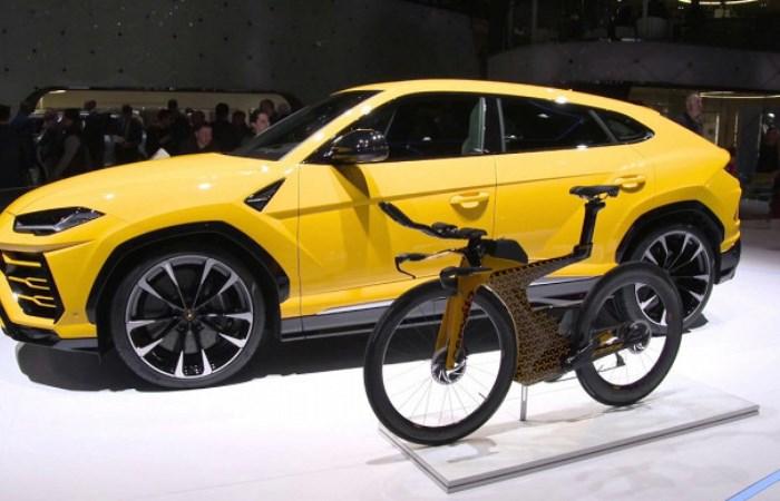 Велосипед, который стоит, как новая машина.