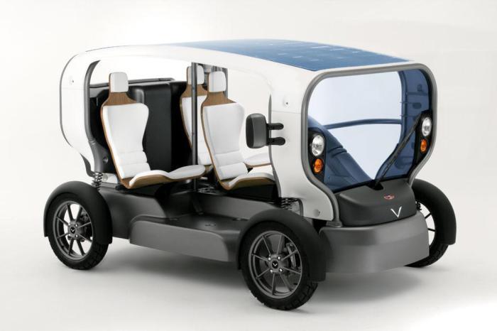 Идеальный автомобиль для городских поездок.