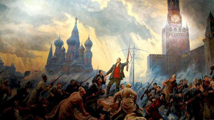 В Российской империи грянула революция. |Фото: d-rebyakov.livejournal.com.
