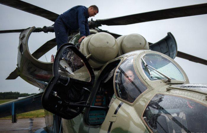 Самые интересные вертолеты в России.