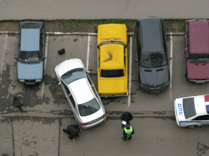 Парковаться лучше задом. |Фото: geekville.ru.