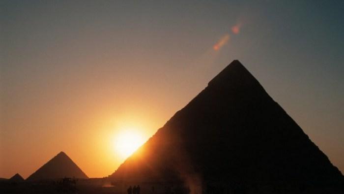 Египет: умри вместе с хозяином.