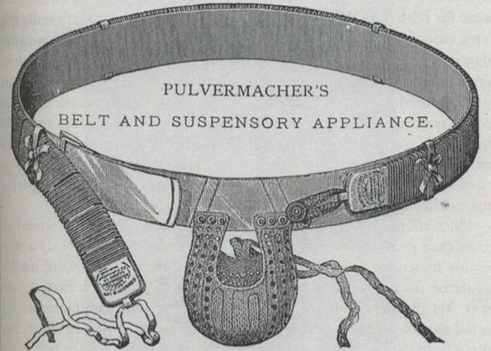 Глупость по-викториански: подключение тока к гениталиям.
