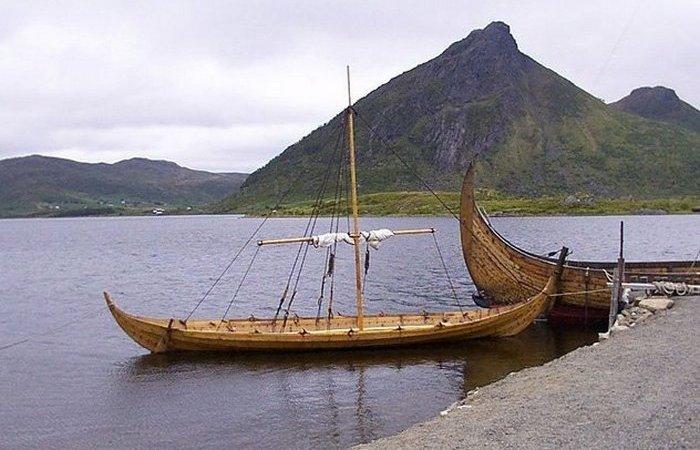Вторая высадка викингов в Северной Америке.