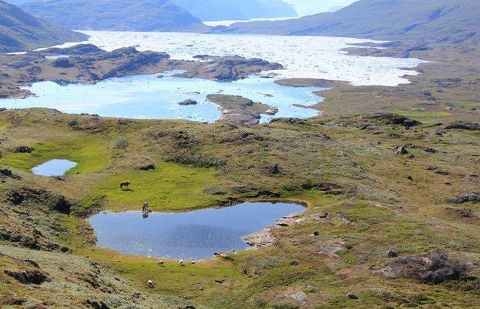 Последствия малого ледникового периода.