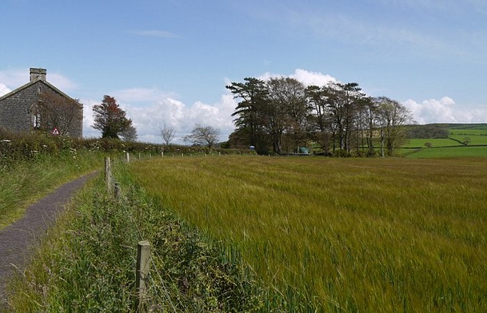 Штаб-квартира викингов Шотландии.