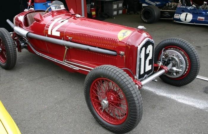 Alfa Romeo Tipo B.
