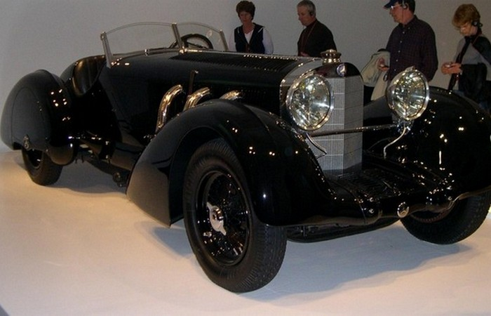 Mercedes-Benz 38/250 SSK.