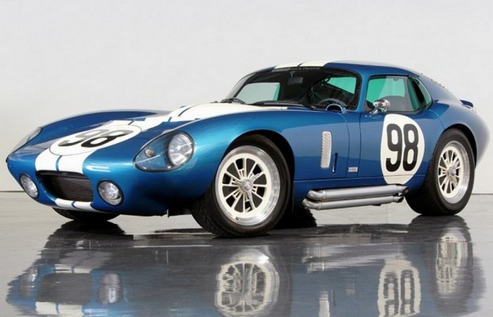 Shelby Cobra Daytona Coupe.