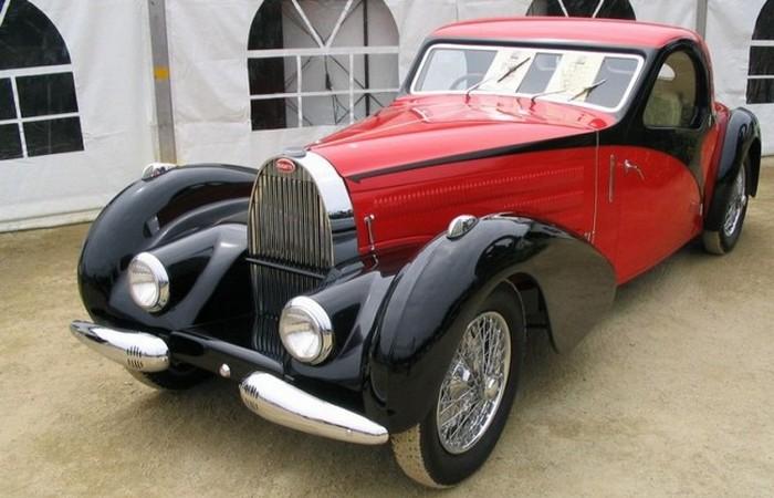 Bugatti Type 57SC Atlantic.