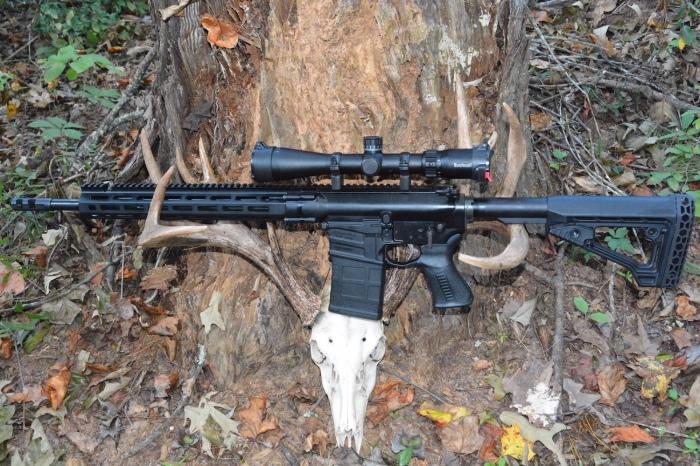 Сильная винтовка. |Фото: ontargetmagazine.com.