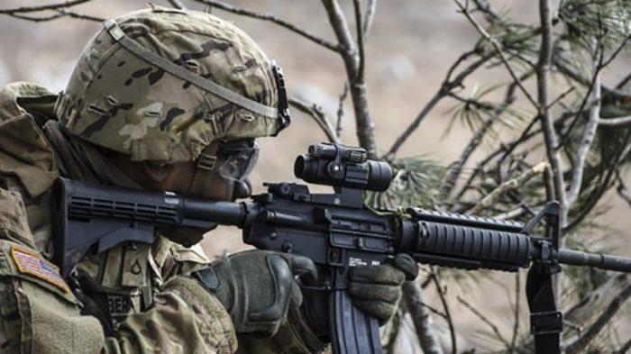 За основу винтовки взяли штатные карабины США. | Фото: tactical-life.com.