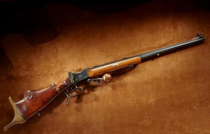 Карабин - винтовка кавалериста. |Фото: avto.goodfon.ru.