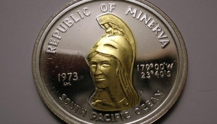 Валюта Минервы.