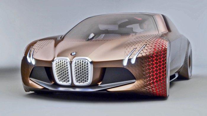 BMW Vision Next100.
