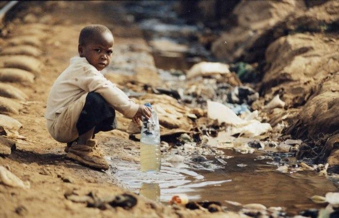 На Земле с водой проблемы.