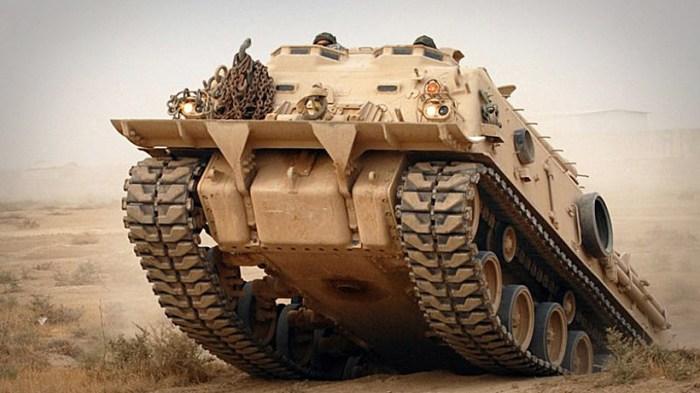 Инженерная машина M88A2 Hercules
