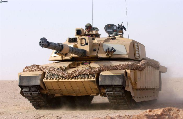 Универсальная база M1 Abrams.