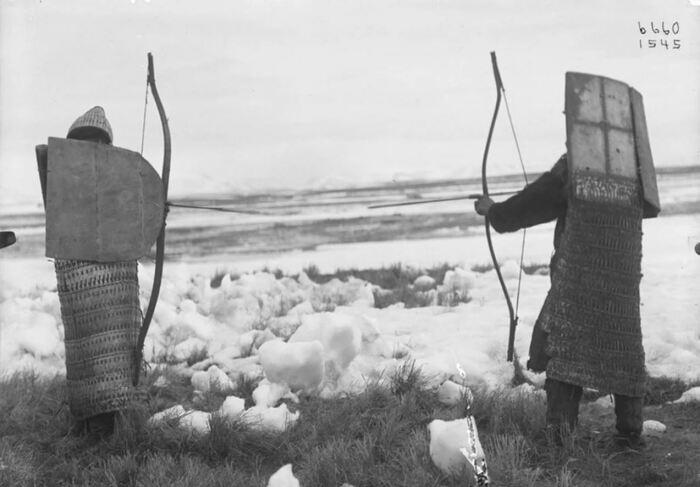 Свободолюбивые чукчи бились отчаянно. |Фото: ya.ru.