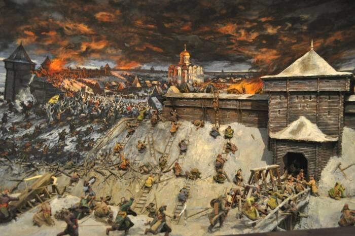 Нашествие Батыя было чудовищным событием, но подарило Руси десятилетия спокойствия с востока. |Фото: livejournal.com.
