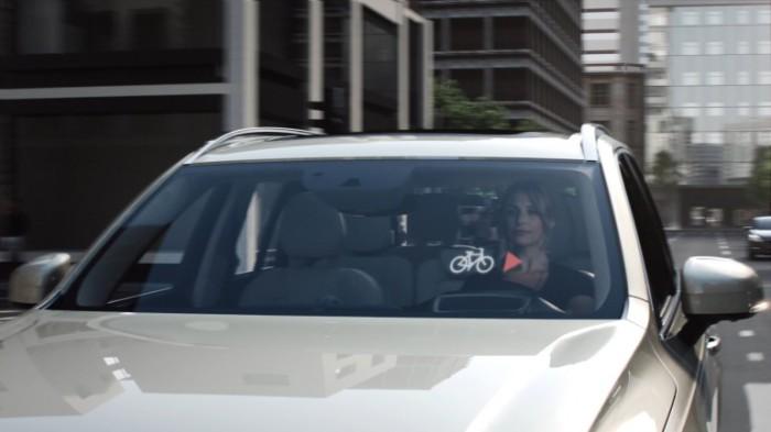Подсказки для автомобилистов для предотвращения столкновений.