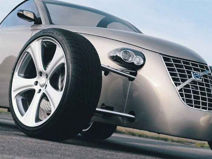 Volvo T6 Roadster: мощь и стиль.