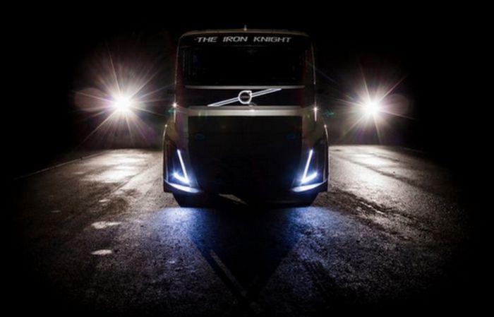 Автомобиль Volvo Iron Knight.