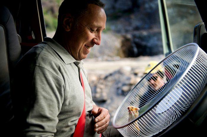 Даже хомяк может управлять грузовиком. |Фото: motortrend.com.