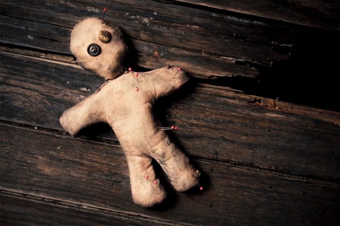 Куклы вуду.