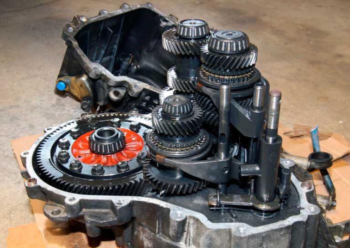 Механика и робот лучше всего. |Фото: drive2.com.