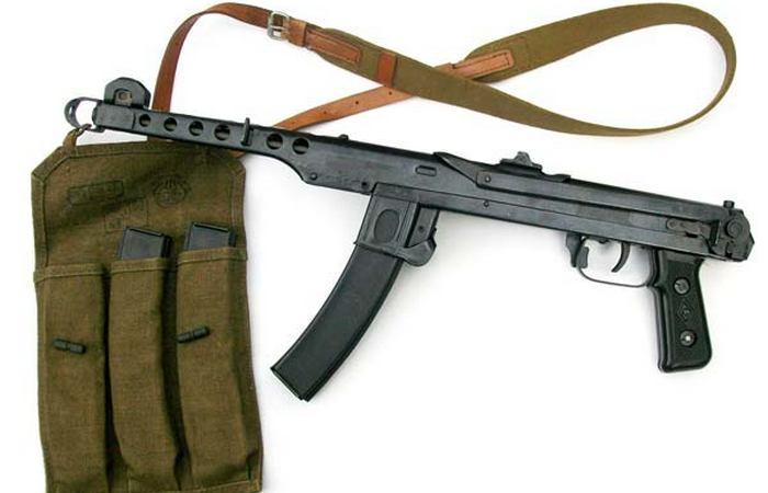 ППС - лучший пистолет-пулемет Второй мировой войны..